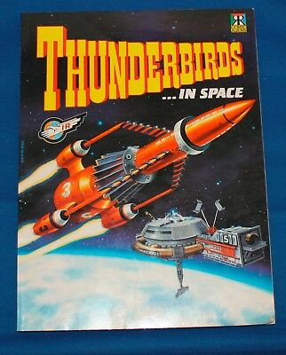Thunderbirds in Space