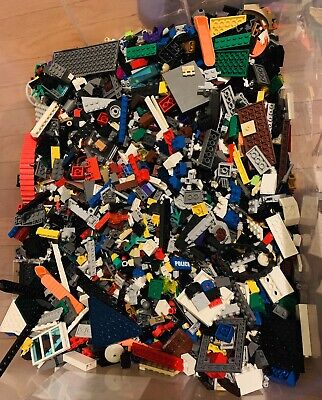 Lego by the pound Lot bricks pieces & parts bricks tile 100% Authentic