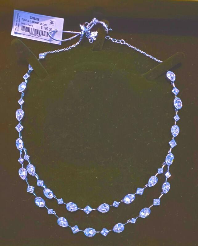 Swarovski Ladies Necklace Folk All-Aroud 5206436