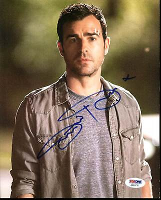 Justin Theroux The Leftovers Authentic Signed 8X10 Photo Psa Dna  Aa83716