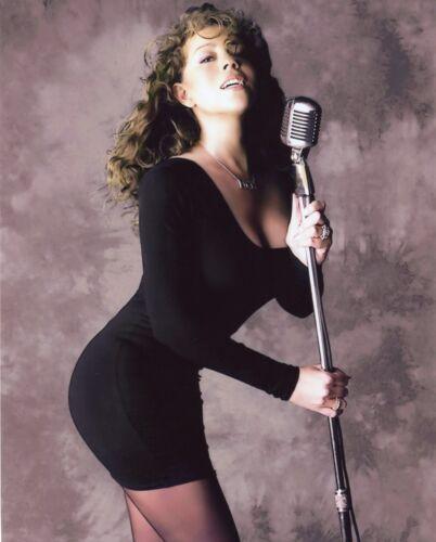 MARIAH CAREY 8X10 MUSIC PHOTO (LL)