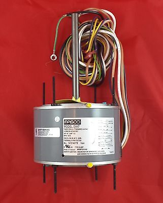 Fasco D917 Condenser Fan And Heat Pump Motor Capacitor