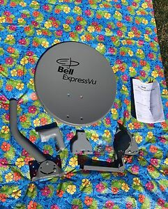 "Bell Express Vu 20"" Satellite kit"