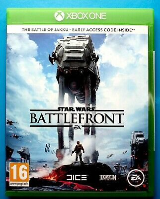 Star Wars Battlefront - XBOX ONE - FREE 1st CLASS POST - Original First 1 I 2015