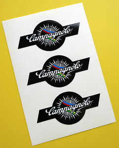 Campagnolo vintage style frame Bike Stickers decals
