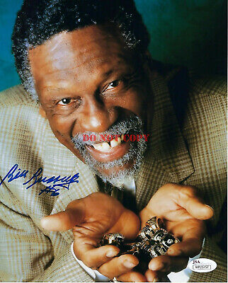 Bill Russell Boston Celtics Signed 8x10 Photo Autograph Reprint