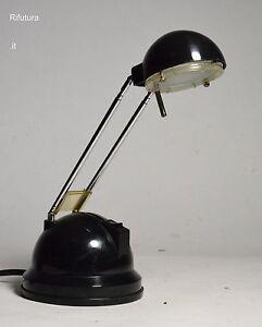 Lampada da tavolo scrivania telescopica nsk7208t vintage plastic design lamp 0t1 ebay - Lampada da tavolo vintage ebay ...