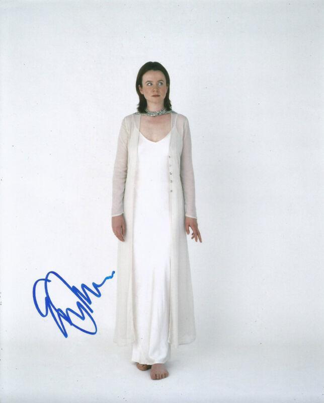 Emily Watson Signed 10x8 Photo AFTAL