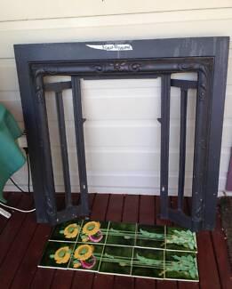 Cast Iron Fireplace Surround Saratoga Gosford Area Preview