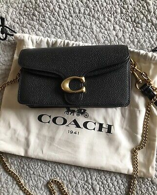 coach tabby crossbody - excellent condition