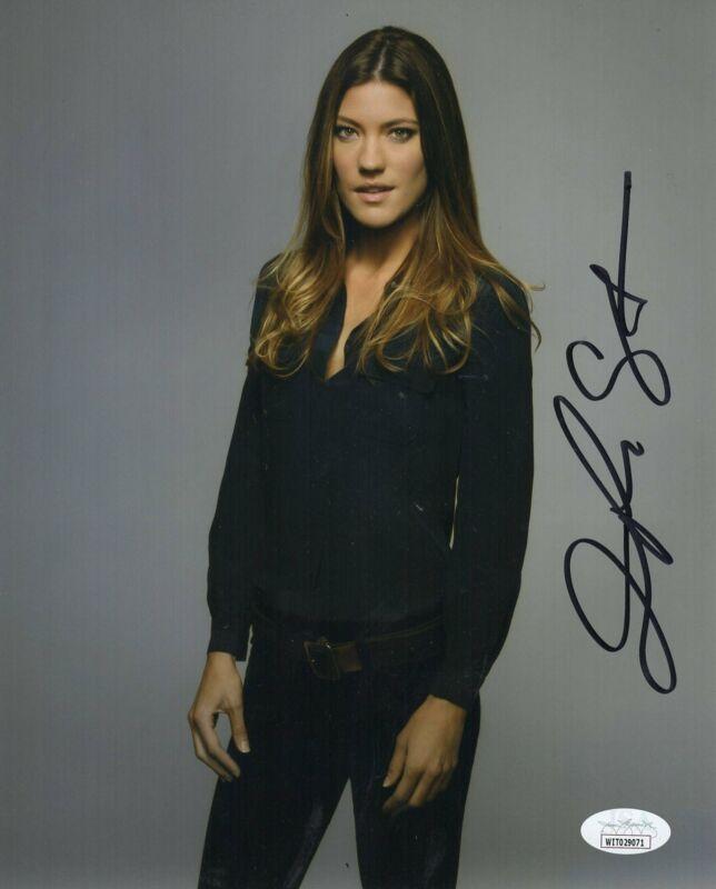 Jennifer Carpenter Autograph 8x10 Photo Dexter Debra Morgan Signed JSA COA