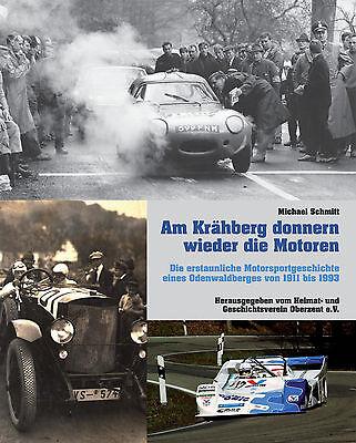 Am Krähberg donnern wieder die Motoren - Motorsport - Bergrennen