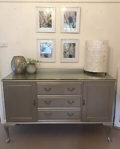 Queen Anne Buffet / Sideboard / dresser Dungog Dungog Area Preview
