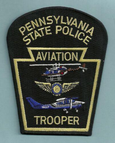 PENNSYLVANIA STATE POLICE AVIATION UNIT SHOULDER PATCH