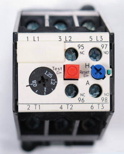 NEW FITS SIEMENS OVERLOAD RELAY OR-3UA5900 0K 0.8-1.25A