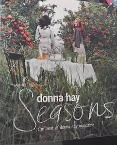 Donna Hay SEASONS Cookbook - As new Ourimbah Wyong Area Preview