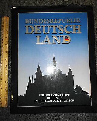 1987 Hardcover Book Deutschland Federal Republic Of Germany