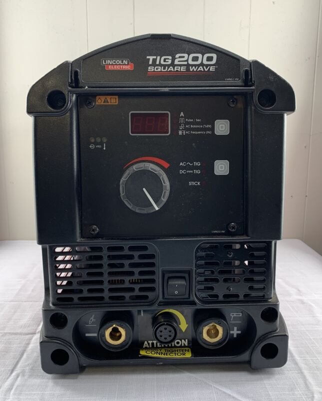 Lincoln Electric Square Wave TIG 200 TIG Welder