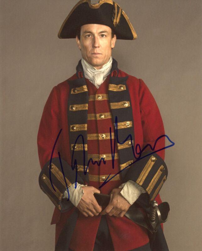 "Tobias Menzies ""Outlander"" AUTOGRAPH Signed 8x10 Photo F ACOA"