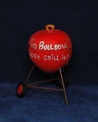Fresno State Bulldogs Football Tailgating Christmas Ornament