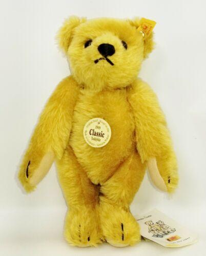 "Steiff Vintage 1909 Replica Classic 10"" Teddy Bear No.000492"