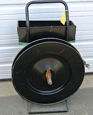 Poly Steel Strapping Cart - Freight - Shipping Material Handling Free Ship