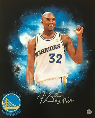 Joe Smith Golden State Worriers Signed Autographed 16x20 Photo FSG Authen 1 - Golden State Worriers