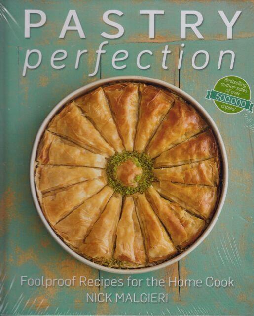 Pastry Perfection BRAND NEW BOOK by Nick Malgieri (Hardback 2014)