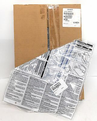 Honeywell Uvex 4rb56 Faceshield Replacement Visor 9 12 X 14 Box Of 10