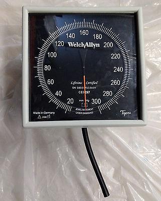 Welch Allyn Tycos Blood Pressure Gauge Cuff Sphygmomanometer