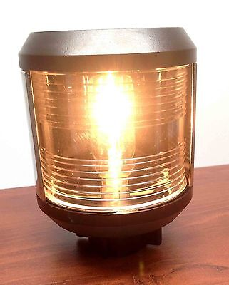 LARGE MARINE STERN NAVIGATION LIGHT WATERPROOF 2 NM BOATS UP TO 20M