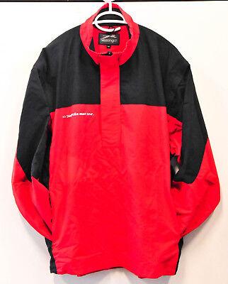 Smart,Überziehjacke, Smart Einkaufstour rot/schwarz, Windbreaker Gr. M