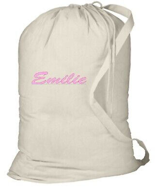 Personalized Laundry Bag, Graduation Gift, High School Graduation Gift Idea](High School Graduation Ideas)