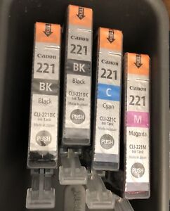 Canon 221 ink refill cartridge (new)