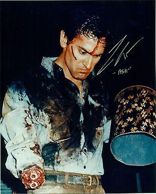 Bruce Campbell of the Evil Dead Series /& Burn Notice 8 x 10 Autograph Reprint #1