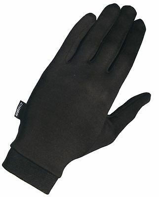 187a35bf Chiba Liner Winter Full Finger Glove in Black - Medium Bicycle Bike Cycling