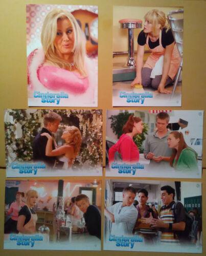 Lobby Card Lot~ A CINDERELLA STORY ~2004 ~Hilary Duff ~Chad Michael Murray