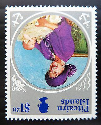 PITCAIRN ISLAND 1985 Queen Mother $1.20 INV/WMK SG271a U/M  SALE PRICE BN1045
