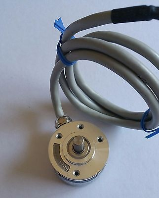 Rotary Encoder 5 Vdc 3 Double Channels 3600ppr - Crifix