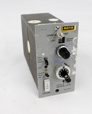 Kistler Type 5007 Charge Amplifier Used