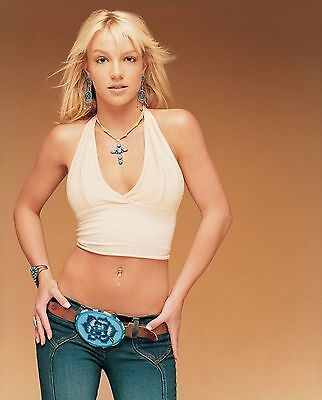 Britney Spears Unsigned 8x10 Photo (134)
