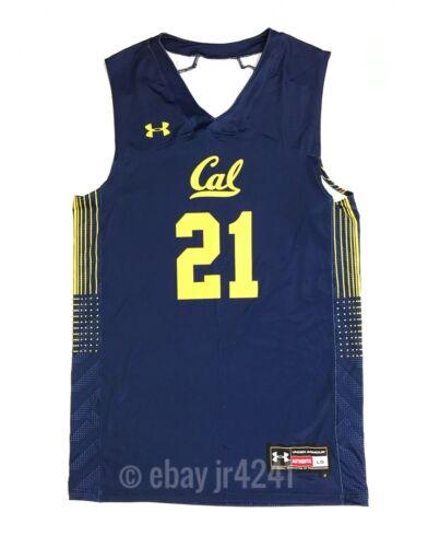 New Under Armour Men's L California Golden Bears Primetime B