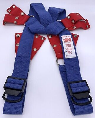 Morning Pride By Honeywell Fire Fighter Suspenders Protective Clothing Systems