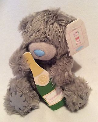 "Me To You Congratulations Bear - 8"" Plush - Brand New"