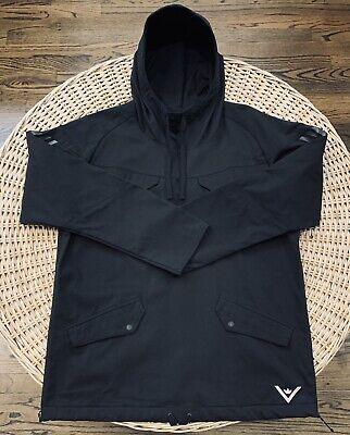 Adidas Originals x White Mountaineering Mens Pullover Jacket BQ4123 Black Size M