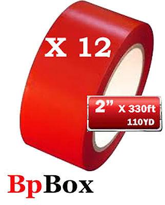 12 Carton Sealing/Packaging Tape  2