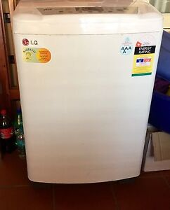 completely functional LG TurboDrum washing machine Berala Auburn Area Preview