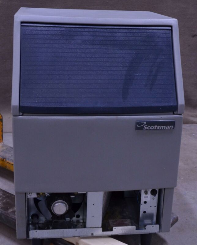 Scotsman AFE400A-1H Undercounter Flaker Ice Maker Machine Flake for Repair/Parts