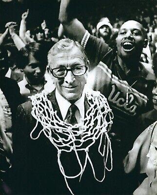 John Wooden 8X10 Photo Ucla Bruins Ncaa Basketball