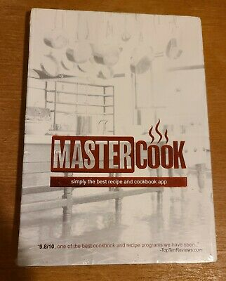 Brand new Master Cook: Simply the Best Recipe and Cookbook App